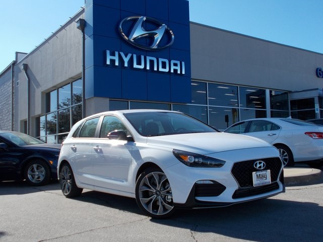 Greg May Hyundai >> New 2020 Hyundai Elantra Gt N Line