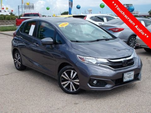 Pre-Owned 2018 Honda Fit EX FWD 4D Hatchback