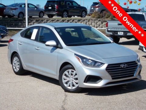 Pre-Owned 2020 Hyundai Accent SE FWD 4D Sedan