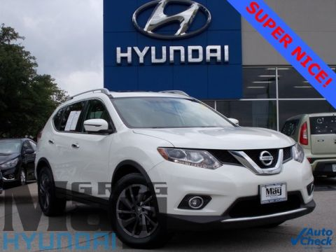 Pre-Owned 2016 Nissan Rogue SL FWD 4D Sport Utility
