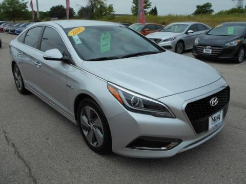 New 2016 Hyundai Sonata Hybrid Limited
